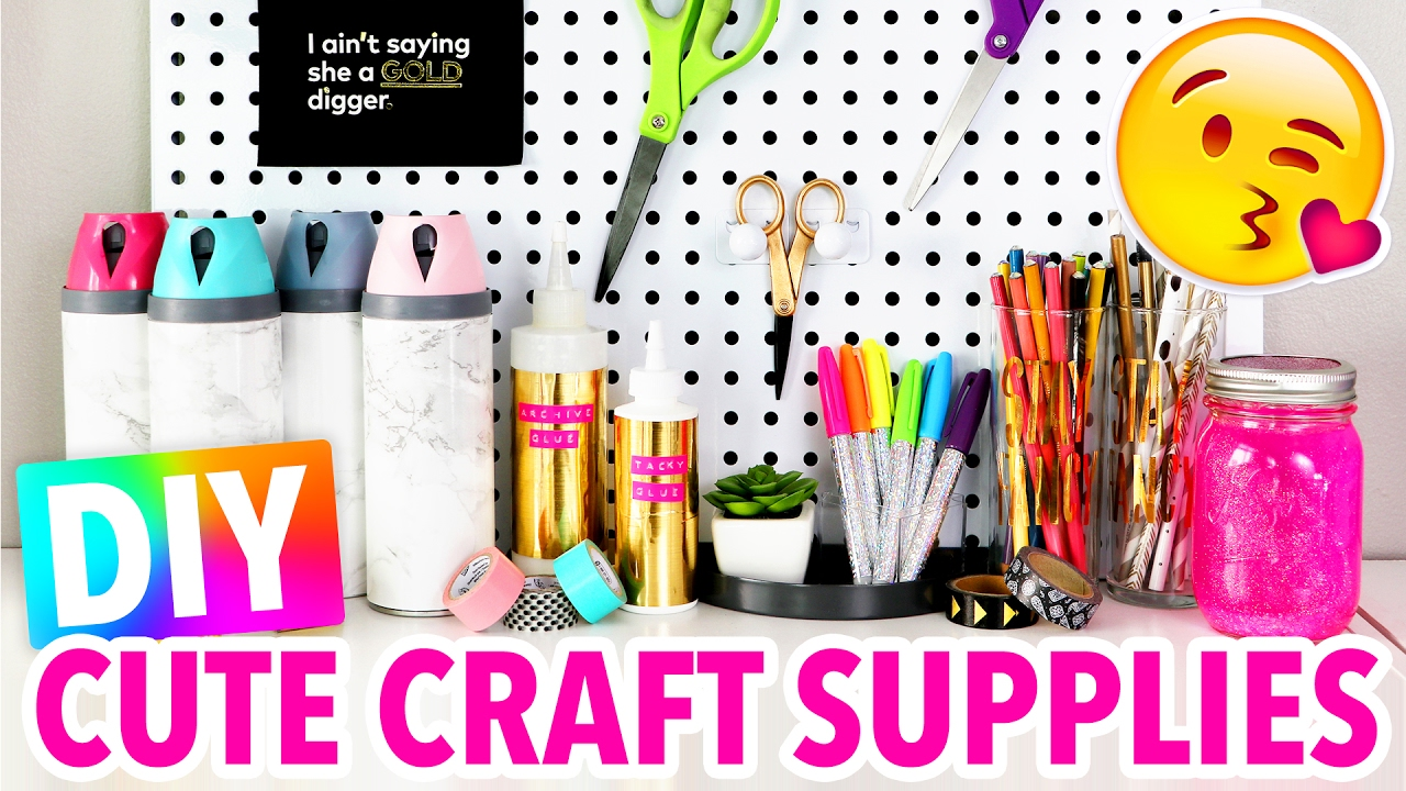 5 ways to make your craft supplies cute hgtv handmade youtube 5 ways to make your craft supplies cute hgtv handmade solutioingenieria Image collections
