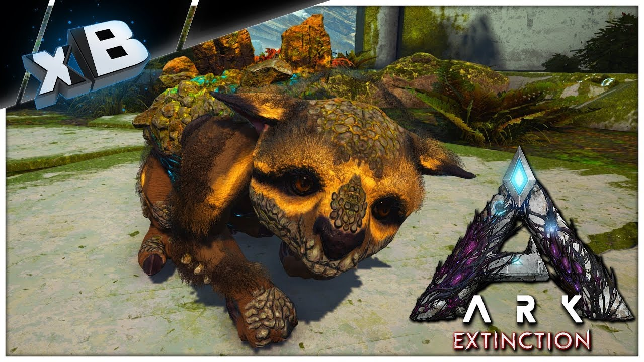 Gacha Baby! :: ARK: Extinction DLC :: E07 - MinecraftVideos TV