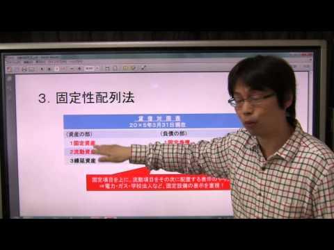 流動性配列法知識ゼロからの会計学入門025