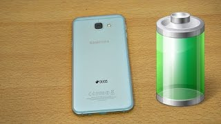 Samsung Galaxy A8 (2016) - Battery Life Review! (4K)