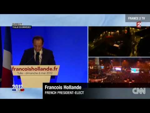 French President-elect Francois Hollande next steps