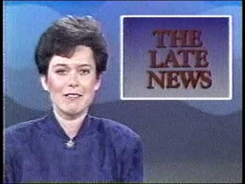 WCAX 3 id montage 1988-1996