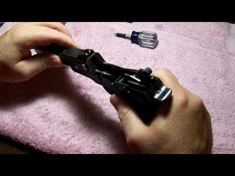 Smith & Wesson Model 910 Breakdown & Reassembly
