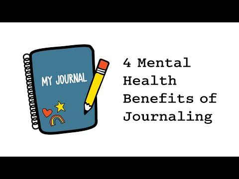 4 Mental Health Benefits of Journaling