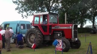 Massey ferguson 1135 dyno test