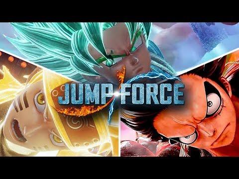 Jump Force Online