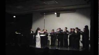 Volga Male Chorus - Psalm 23 - Franz Schubert.mpg