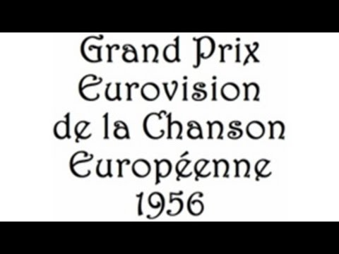 Eurovision Song Contest 1956 full contest