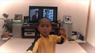 Niño de 5 años es la reencarnación de Bruce Lee