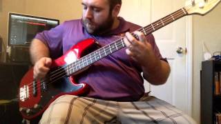 Demo Fender Squire Affinity Precision bass P&J Configurations Quality Audio