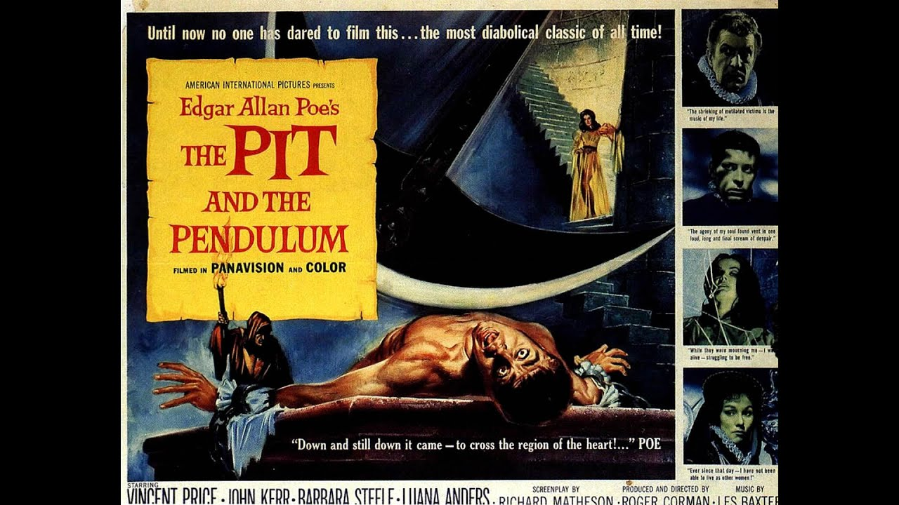 pit and the pendulum analysis essay Pit and pendulum movie vs book essays: over 180,000 pit and pendulum movie vs book essays, pit and pendulum movie vs book term papers, pit and pendulum movie vs book.