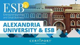 Entrepreneurship and Small Business at Alexandria University