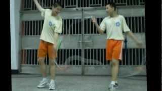 雙人跳繩(張舜傑、吳紹齊)