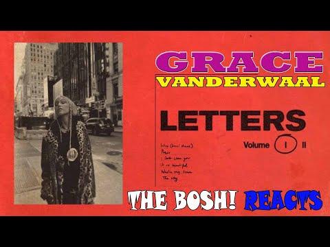 Grace Vanderwaal - Letters Vol 1  - The  BOSH! reacts Mp3