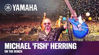 Yamaha | On the Bench | Artist Check-in with Michael 'Fish' Herring (Live)