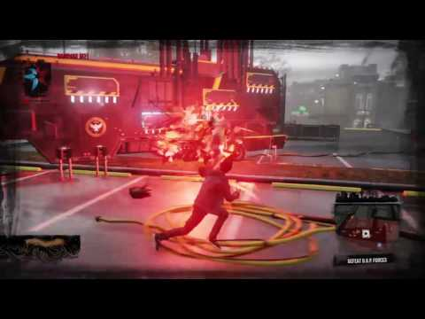 inFAMOUS: Second Son: Hello,Seattle!