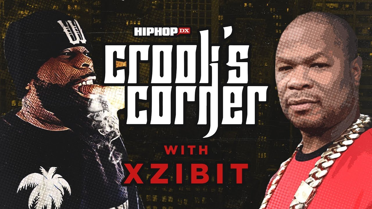 "Crooked I And Xzibit Talk ""8 Mile"" With Eminem, ""Pimp My Ride"" & ""Up In Smoke"" Tour I Crook's Corner"