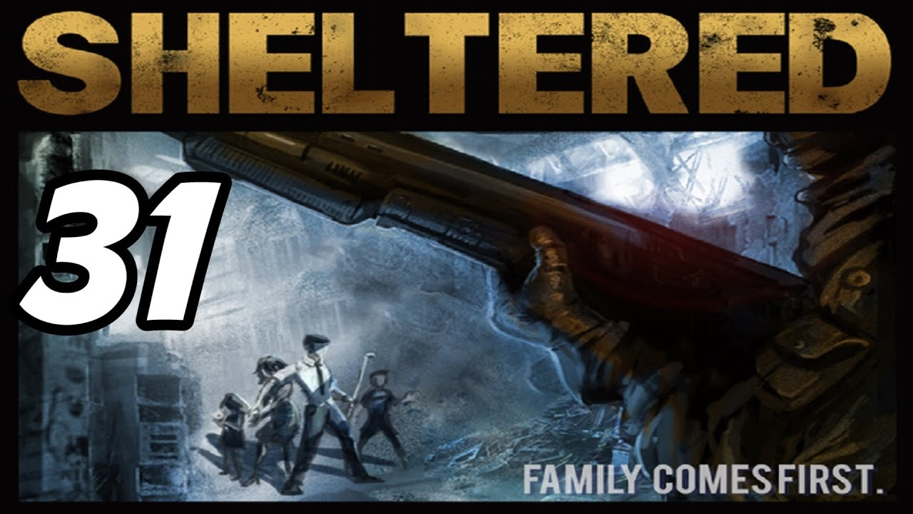 """Sheltered – E31 """"Recycling for Profit!"""" (Gameplay Playthrough 1080p)"""