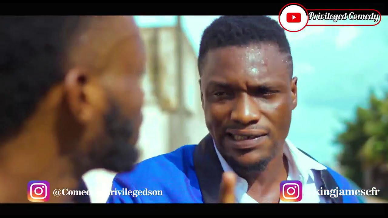 Pastor fights over woman funniest nigeria comedy - latest nigerian comedy 2020
