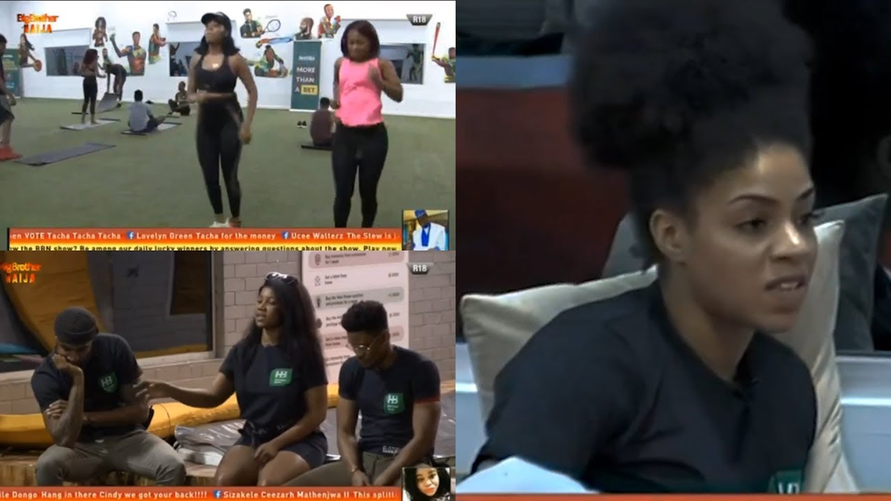DAY 44 - BBNAIJA HIGHLIGHTS || PEPPER DEM || WEEK 7