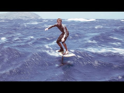 HURLEY SURF CLUB | HOW TO HYDROFOIL LIKE KAI LENNY