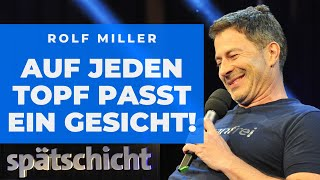 Rolf Miller: Viagra, Tinder und Partnersuche im Internet | SWR Spätschicht