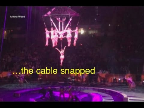 circus acts gone wrong compilation Part 1
