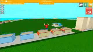ROBLOX City Architect Gameplay