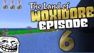Minecraft: Trolling Randoms Where Am I!  - Woxidore ) - [06] Itzflow