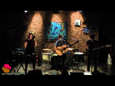 "The Tourist Company ""One Giant Leap"" live at Streaming Cafe"