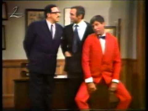 JERRY LEWIS  com Janet Leigh e Ben Gazzara.