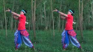 Download Video একতারা আর দোতারা || Dashattobodhok Nritto || By S A Emon MP3 3GP MP4
