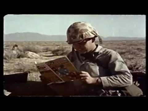 Atomic Bomb Tests Declassifide Footage HD