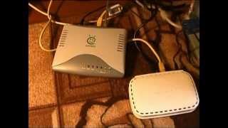 Раздача интернета с помощью роутера