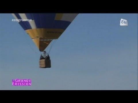 Un tour en montgolfière ça vous tente?