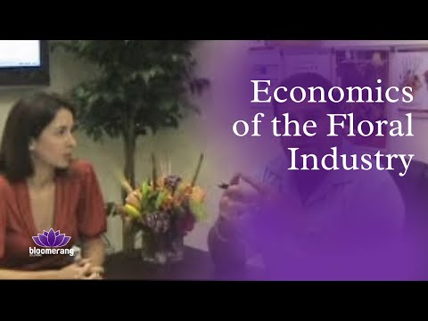 Economics of the Floral Industry