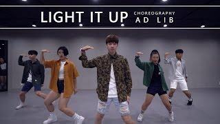 Light It Up - Major Lazer Choreography . AD LIB