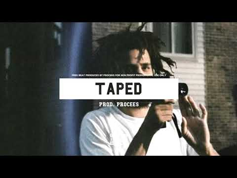 (FREE) J. Cole ft. Joey Bada$$ | Chill Beat | 'Taped' | Type Beat Instrumental (Prod. Procees)