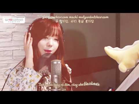 [WoollimVN][Vietsub+Kara] Star and Sun (별과 해) - KEI (Ruler - Master of the Mask OST)