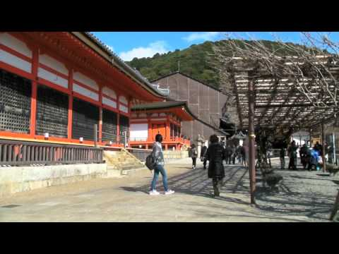 Kiyomizu dera - Historic Monuments of Ancient Kyoto