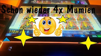 Spielothek Schon wieder 4x Mumien  #KW12