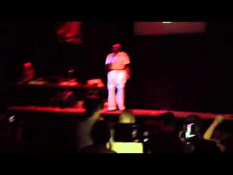 "John Ellison ( Soul Brother Six ) - ""I'll be loving you"" - live at the KGH Blackburn"