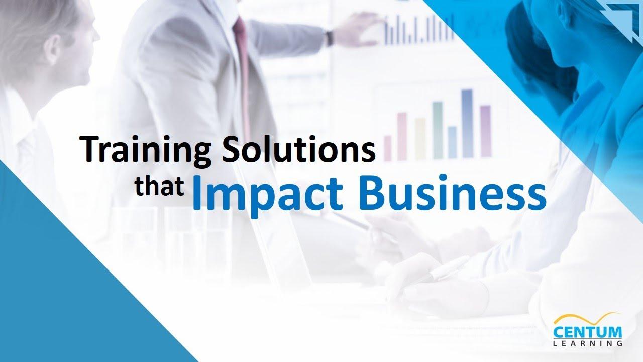 Corporate Training & Skill Development Company | Centum Learning