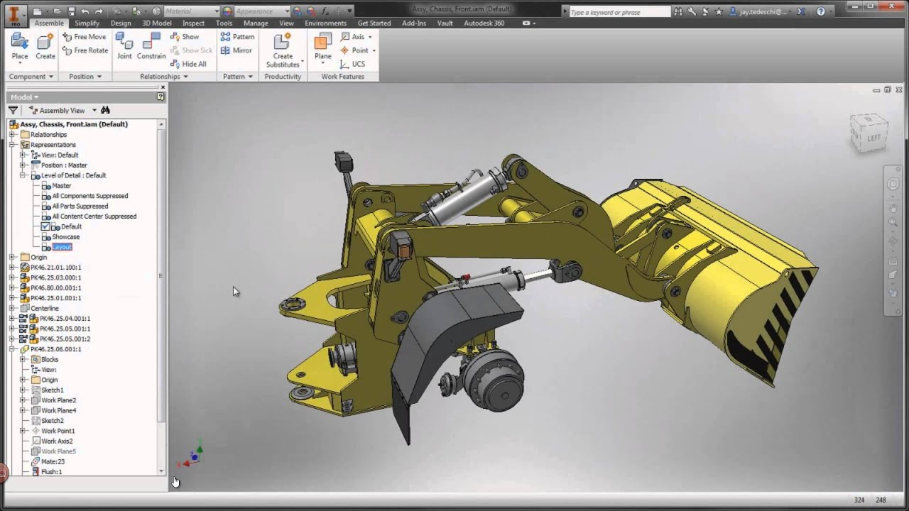Product design suite 2d to 3d tips and tricks youtube for Autodesk online home design