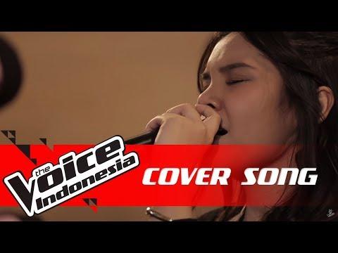 Unik! Ini Gaya Thalia Menyanyikan Lagu Fix You | COVER SONG | The Voice Indonesia GTV 2018