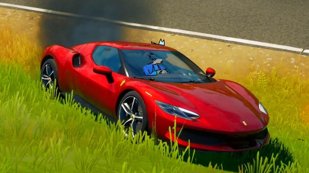 Erreiche die Höchstgeschwindigkeit in einem Ferrari 296 GTB | Fahre mit einem Ferrari ORT Deutsch