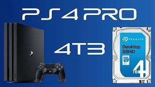 4TB PS4 Pro (NO LONGER NEEDED - SEE DESCRIPTION)