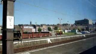 30 MEI 2009 BELGIUM OOSTENDE EUPEN BY TRAIN (OOSTKANTONS)
