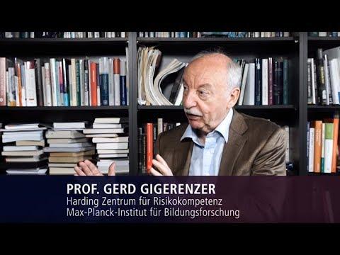 Interview mit Prof. Gerd Gigerenzer, Max-Planck-Institut für Bildungsforschung