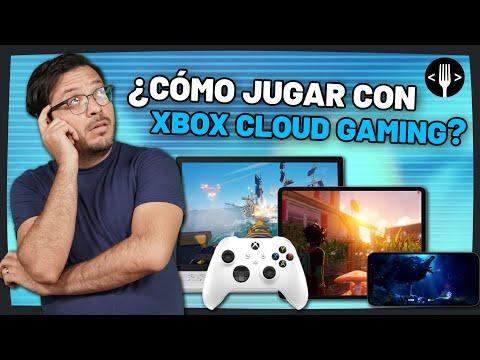 Xbox Cloud Gaming ¿Cómo jugar usando la nube de Microsoft? | Servicio a la comunidad